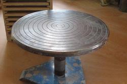 Malířský kroužek do keramické dílny