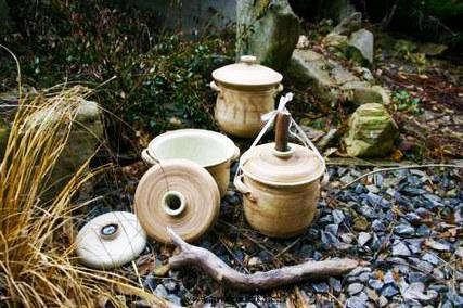 PICKLES ….keramická nádoba na kvašení zeleniny