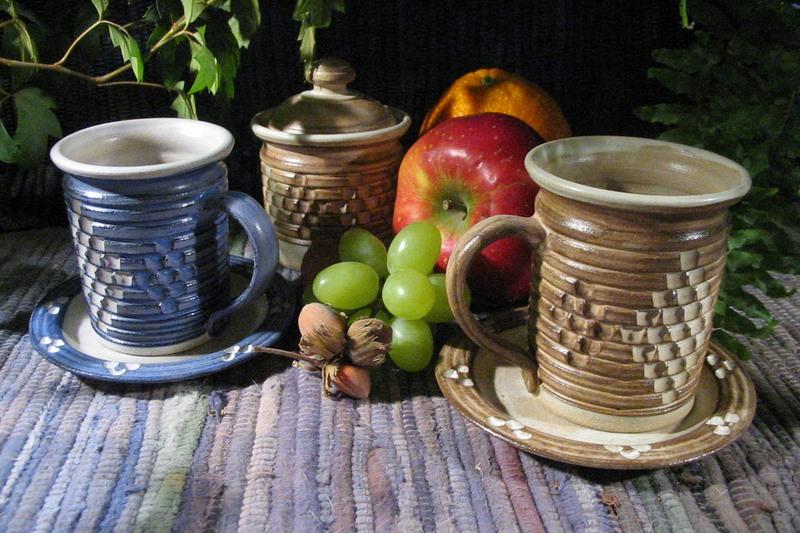 Hradní keramika