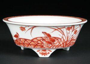 Objevování keramických tajů…SOMETSUKE a AKAE