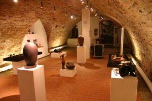 Chrámy keramických výtvarníků