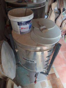 Použití kordieritových pecních plátů pro výpal keramiky