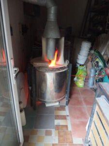 Odtah PB keramické pece