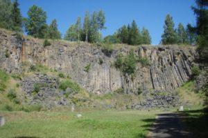 Od řeky Kamo k českým neovulkanitům