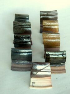 Šlemovka – variácie keramiky