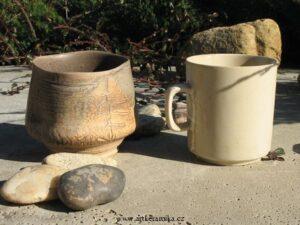 Čajonádobí – Chawan z keramiky