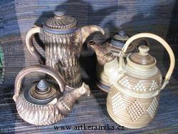 Tajemství keramických hubiček