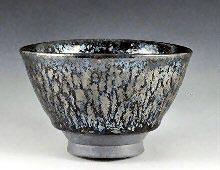 Keramik John Britt. OIL SPOTS GLAZÚRY.