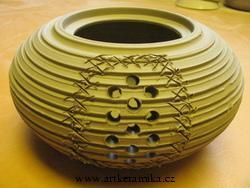Konvice z keramiky
