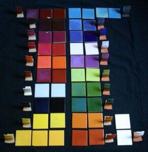 Pd xxx xx – barevná bezolovnatá glazura na keramiku