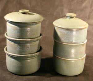 Keramická nádoba na klíčení plodin….Klíčidelnice