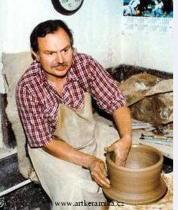 Tradice a keramické řemeslo. Díl Davidovi