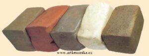 Keramické hmoty pro výpal 980 – 1300°C Keramické hmoty pro výpal 980 – 1300°C Kvalitní keramické hmoty Witgert