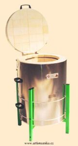 Elektrické poklopové pece typu KITTEC CB studio line od 1200 – 1320°C