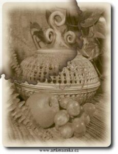 Světlem proti depresím, inspirace pro keramiku