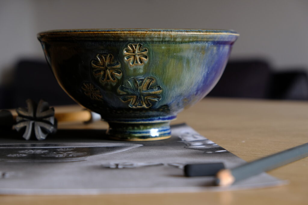 Nástroje pro dekoraci Rélyéf a jeho textury